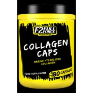 Collagen 180 caps Full Force Colageno Marinho Hidrolisado