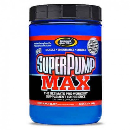 Superpump Max 640g Gaspari Nutrition