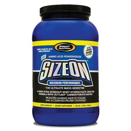 Sizeon Maximum Performance 1584g Gaspari Nutrition