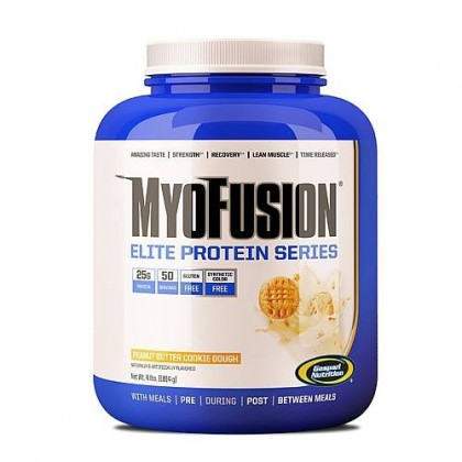 Myofusion Elite Protein Series 1.9kg 4lb Gaspari Nutrition
