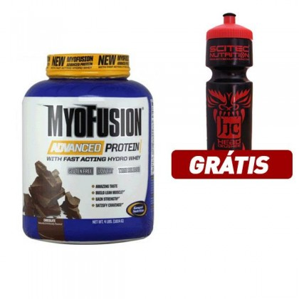 Myofusion Advanced Elite 1814g Gaspari Nutrition