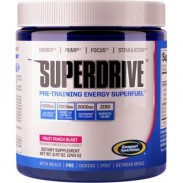 SuperDrive 240g 40 servings Gaspari Nutrition
