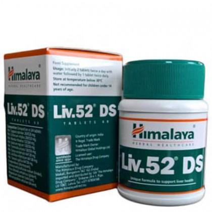 Liv.52 DS 60 tabs Fígado Saudável Himalaya