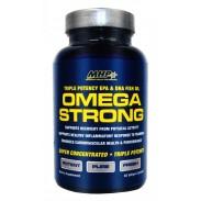 Omega Strong 60 caps softgels serve MHP
