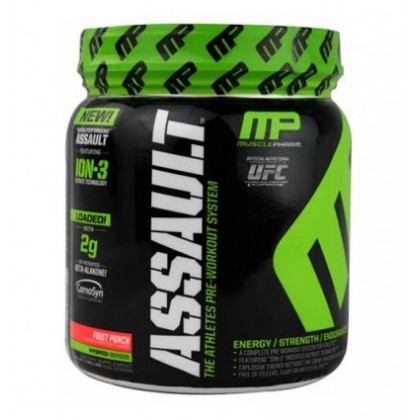 Assault 435g 30 servings Muscle Pharm