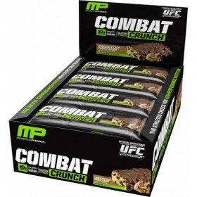 Combat Crunch bars 63g barra MusclePharm