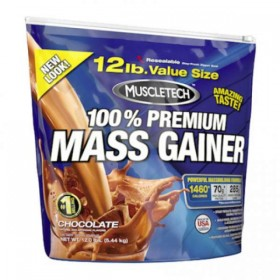 100 Premium Mass Gainer 5400g Muscletech