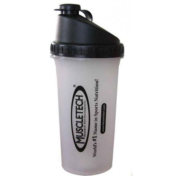 Protein Shaker Logo: Muscletech Shaker 700ml Misturador Eficaz
