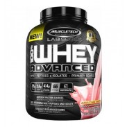 100 Whey Advanced 2.27kg Proteina Muscletech Lab Series