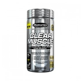 Clear muscle performance 84 caps Muscletech