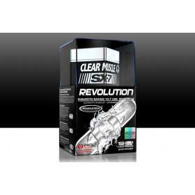 Clear Muscle SX-7 Revolution Muscletech - CorposFlex