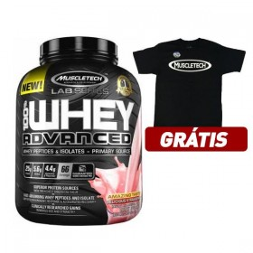 100 Whey Advanced 2.27kg Muscletech Lab Series