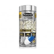 Muscle Builder Pro Series 30 caps Anabólico Muscletech