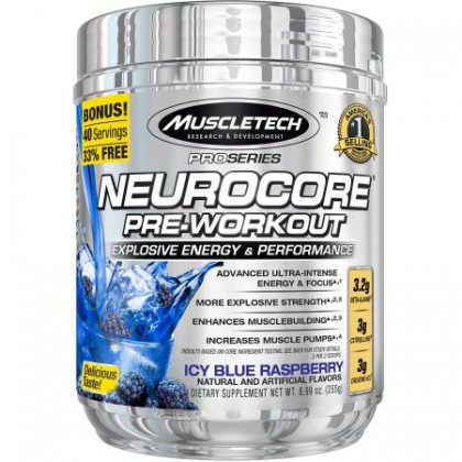 Neurocore Pro Series 50 Doses Muscletech