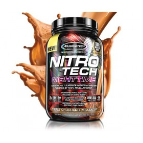 Nitro Tech Nighttime 907g Performance Series Muscletech