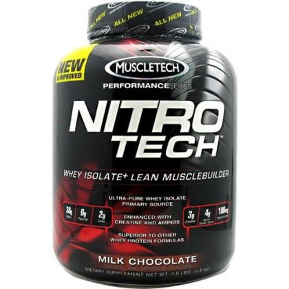 Nitro Tech Performance Series 1.8kg Muscletech