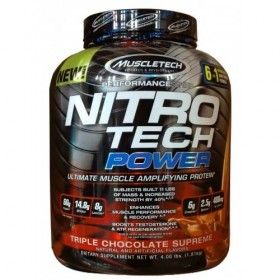 Nitro Tech Power 1.8kg Performance Series Muscletech