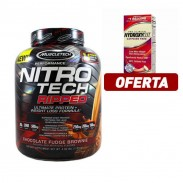 Nitro Tech Ripped performance series Muscletech