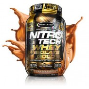 Nitro Tech Whey Plus Isolate Gold 907g Muscletech