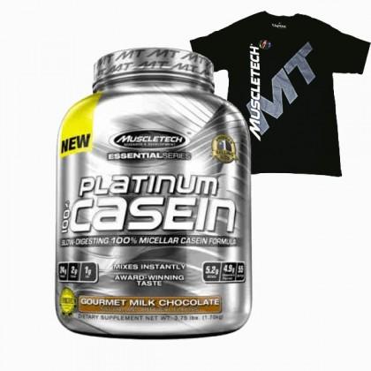 Platinum 100 Casein 1700g Muscletech