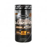 Platinum 100 L-Carnitine 60 caps Formula Muscletech