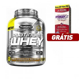 Platinum 100 Whey 2270g performance Muscletech