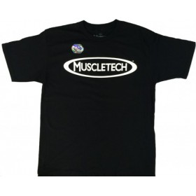 T-shirt Original Black Muscletech