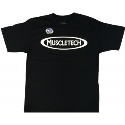 T-shirt Original Black Muscletech
