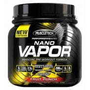 Nano vapor performance series 477g Muscletech