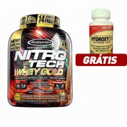 Nitro Tech 100 Whey Gold 2720g 6lbs Muscletech