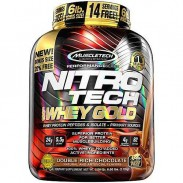 Nitro Tech 100 Whey Gold 2.5kg + 10% Muscletech