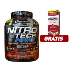 Nitro Tech Power 1.8kg Performance Muscletech