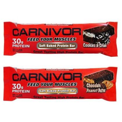 Carnivor protein bars 91g Musclemeds