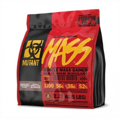 Mutant Mass Gainer 2270g 2.27kg Proteina Mutant