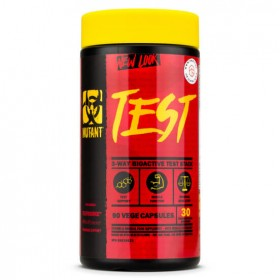 Mutant Test 90 Caps Testosterona Preço Mutant