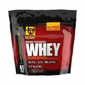 Whey Protein 2.27kg, 2270g Mistura Proteica Mutant