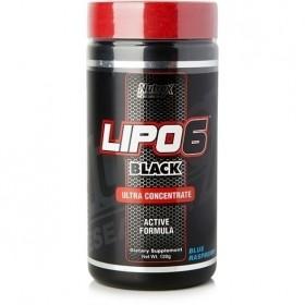 Lipo 6 Black Powder 70g em pó Nutrex