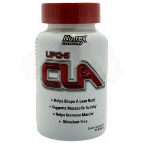 Lipo 6 CLA 45 caps softgels Nutrex