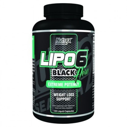 Nutrex lipo 6 black hers reviews
