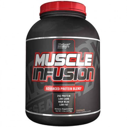Muscle Infusion Advanced 2268g 2.70kg Nutrex