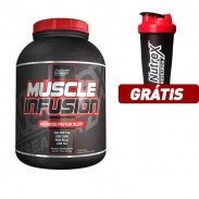 Muscle Infusion 2270g - 2.70kg Nutrex