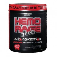 Hemo Rage Black Ultra Concentrate 252g 30 servings Nutrex