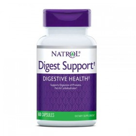 Digest Support 60 capsulas Natrol