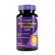 SAF Stress e Ansiedade Formula (90 caps) Natrol