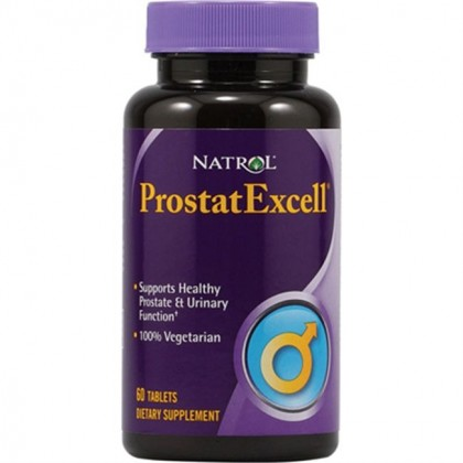 ProstatExcell 60tabs Natrol
