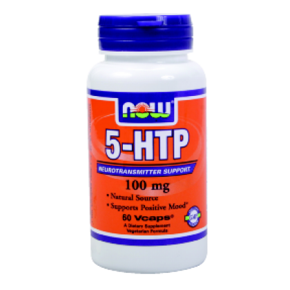 5-htp 100mg 60 caps Now Foods