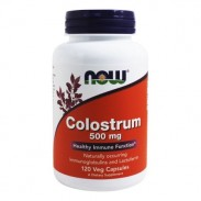 Colostrum 500mg 120 caps Comprar Now Foods