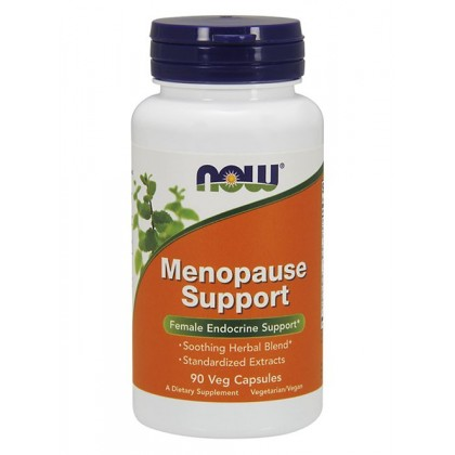 Menopause Support 90 caps Menopausa Now Foods