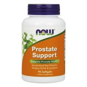 Prostate Support 90 caps softgels Próstata Now Foods
