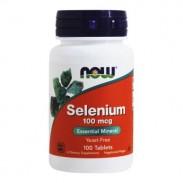Selenium 100 mcg 100 tabs Comprar Online Now Foods